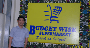Q&A with Edwin To, Chairman and CEO, Budget Wise (Zamboanga) on Wholesaling