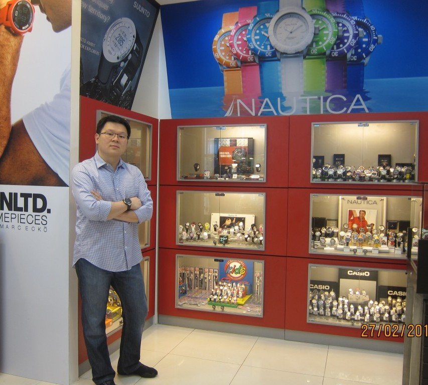 Q&A with Richmond Lim, President of Time Depot on the Watch Industry