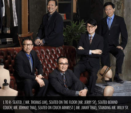 Q&A with Primer Group President Jimmy Thai on Working with Partners & Spouses
