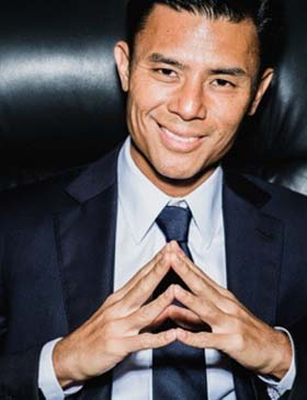 Q&A with Rustan's Donnie Tantoco III on Working with Loved Ones and Turning Around A Heritage Brand