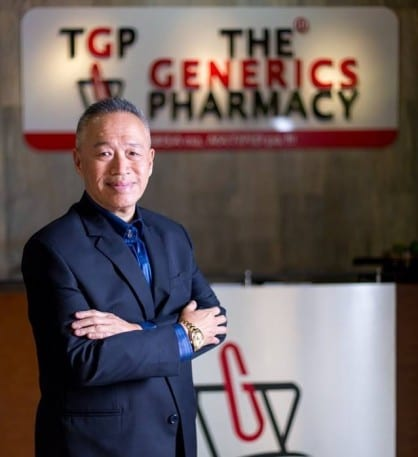 Q&A with TGP The Generics Pharmacy Chairman & CEO Benjamin Liuson on Competing with Giants