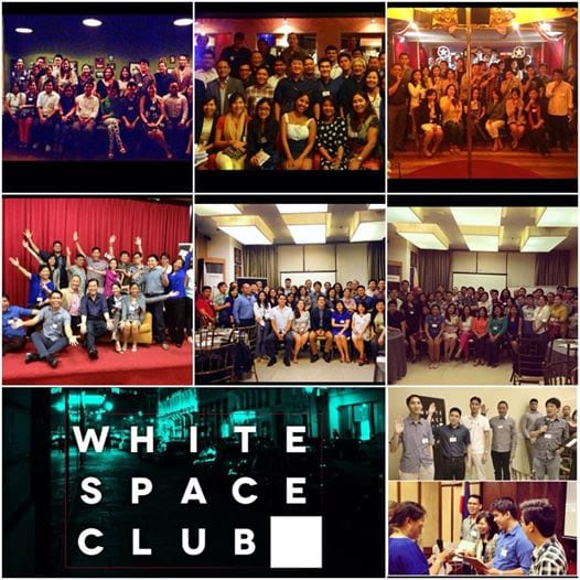 White Space Club by Josiah Go