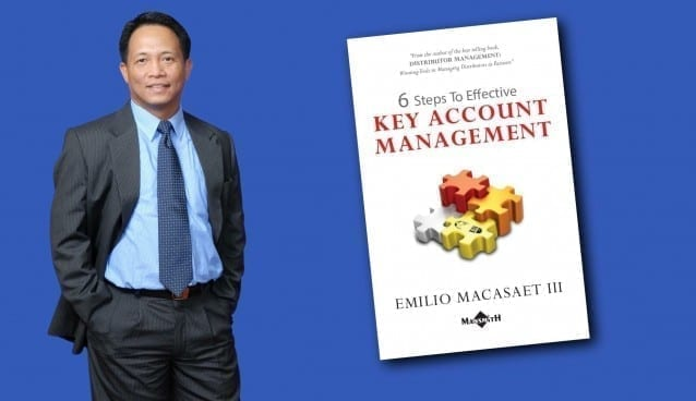 Q&A with Author Emilio Macasaet III on Why Entrepreneurs Should Choose Their Key Accounts Strategically