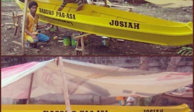 10 Things You Didn't Know About Yellow Boat of Hope by Josiah Go