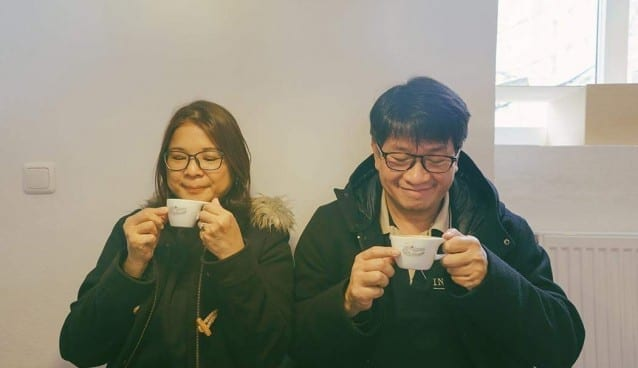 How we drink and eat by Josiah Go and Chiqui Escareal-Go