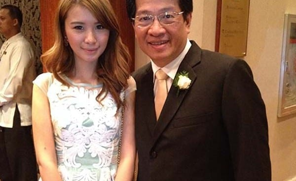 Father of the Blogger Bride-To-Be by Josiah Go