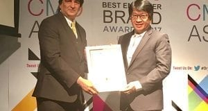 Waters Philippines wins CMO Asia Award for Customer Satisfaction Leadership by Josiah Go
