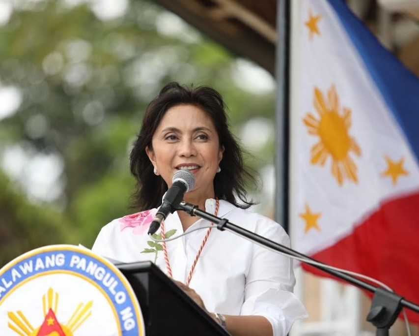 The Personal Branding of Leni Robredo by Josiah Go