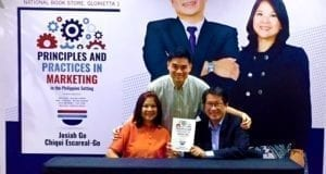 PH'S MARKETING GURU LAUNCHES 15TH BOOK by Reginald Yu