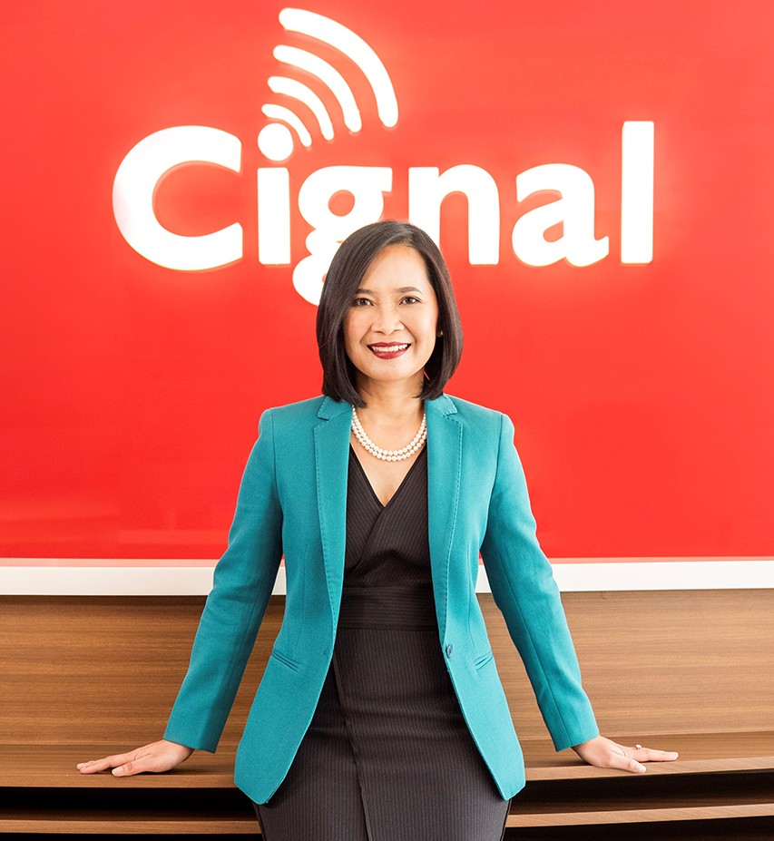 Q&A with Cignal TV CEO Jane Basas on Growth Through Innovation