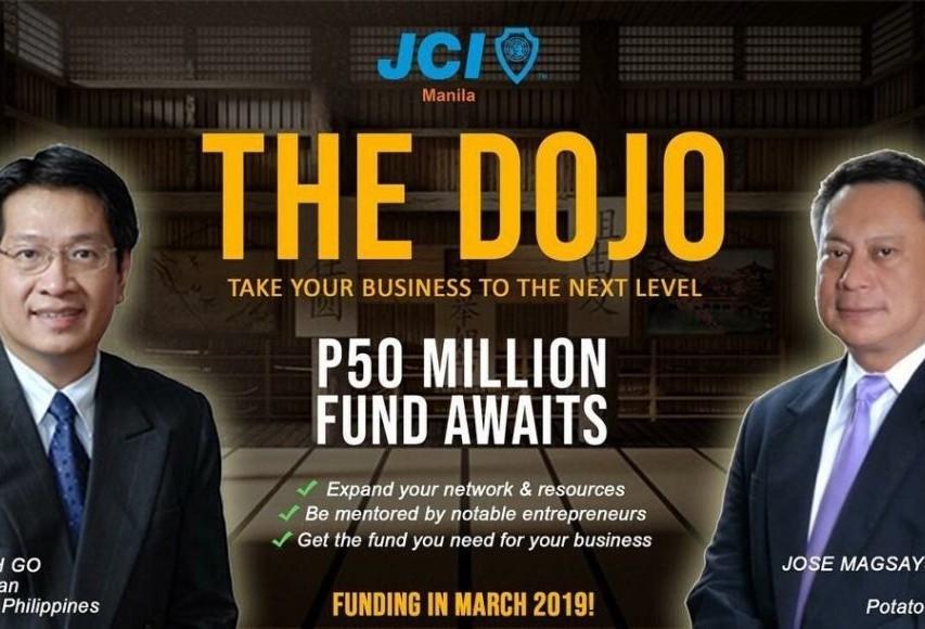 JCI Manila's DOJO Project: The Jeremiah Fund by Josiah Go