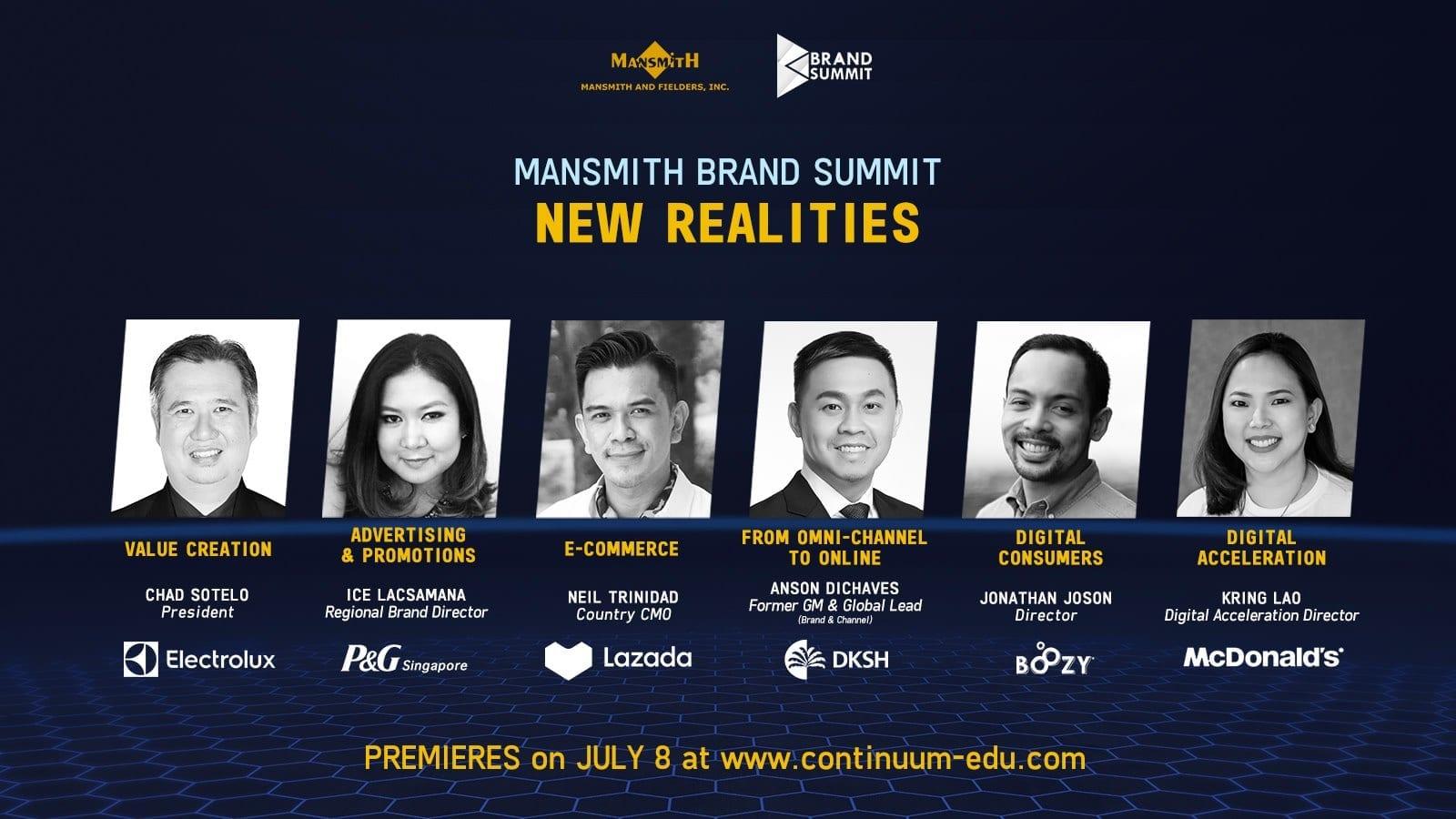 New Realities in Marketing