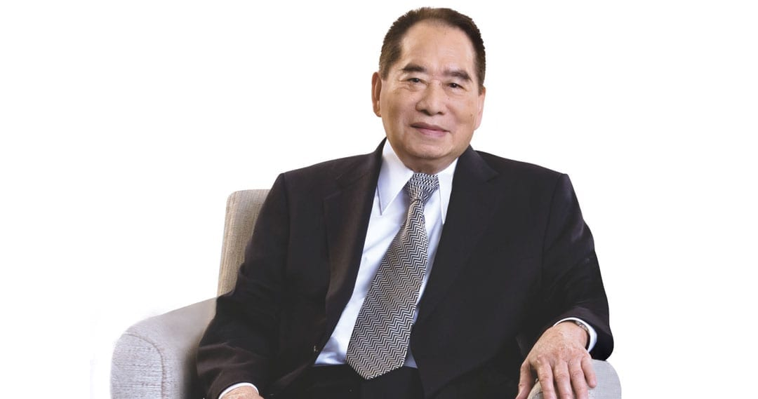 Remembering Henry Sy Sr. during the Pandemic