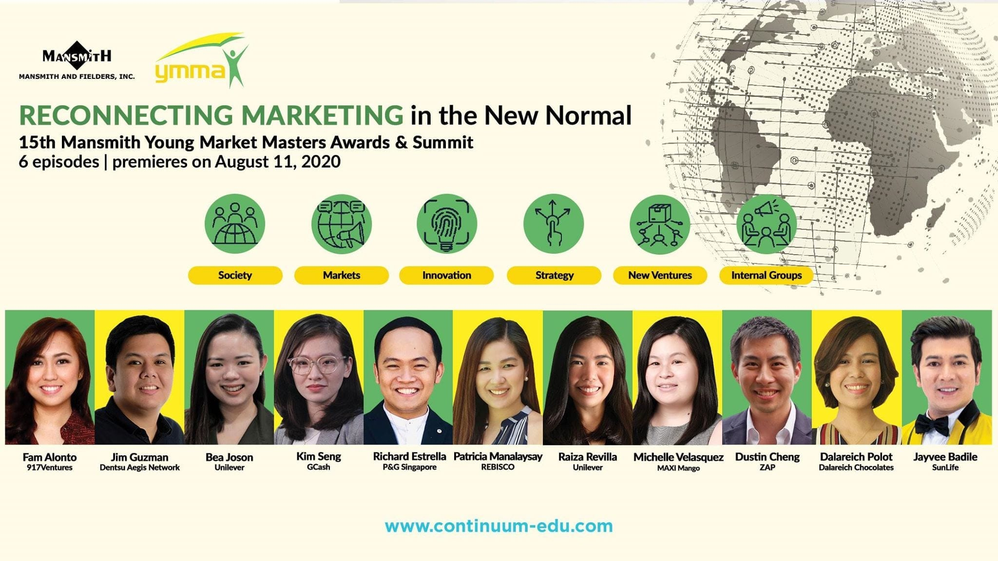 Mansmith Launches the 1st FREE Marketing Unconference in the Philippines