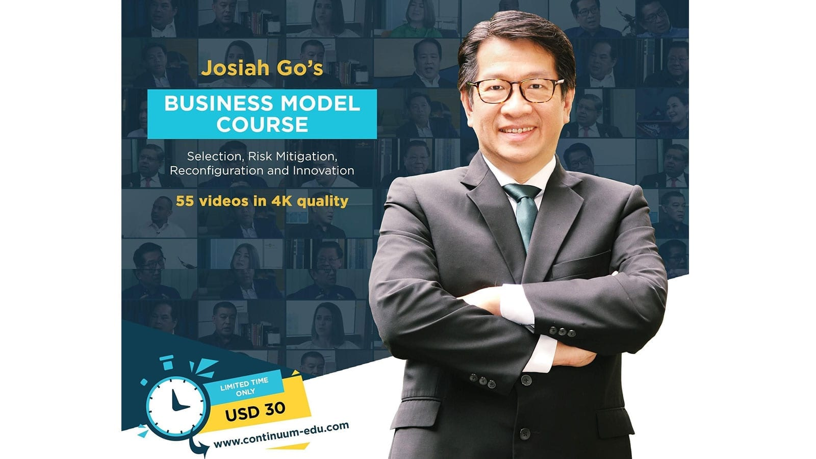 Business Model Video Course Launched